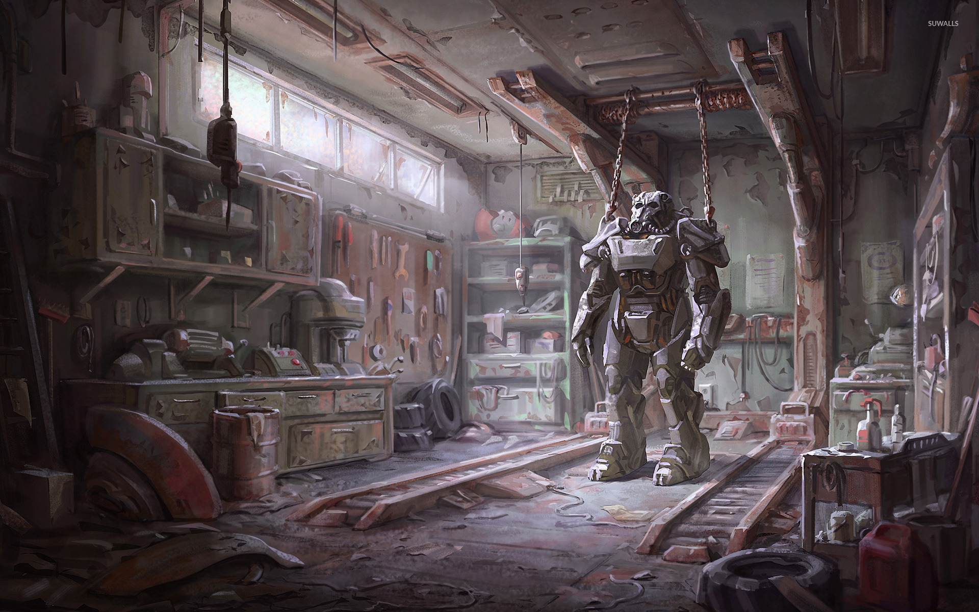 Wallpaper Fallout wallpaper hd