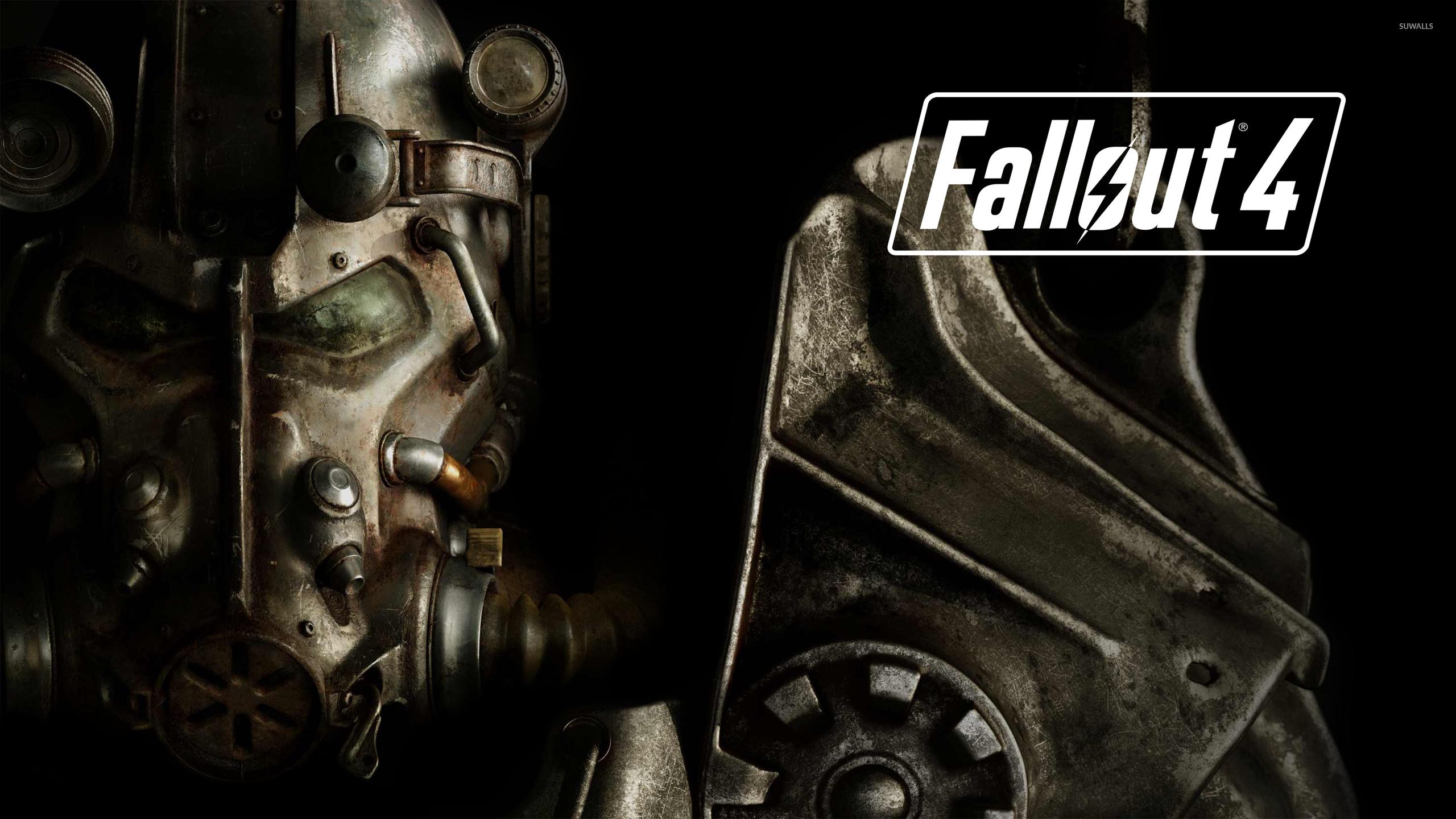 Fallout 4 Armor Wallpaper