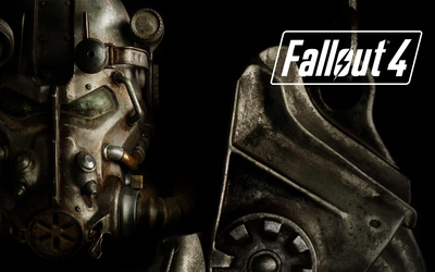 Fallout 4 armor wallpaper