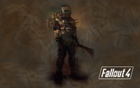 Fallout 4 raider wallpaper 3840x2160 jpg