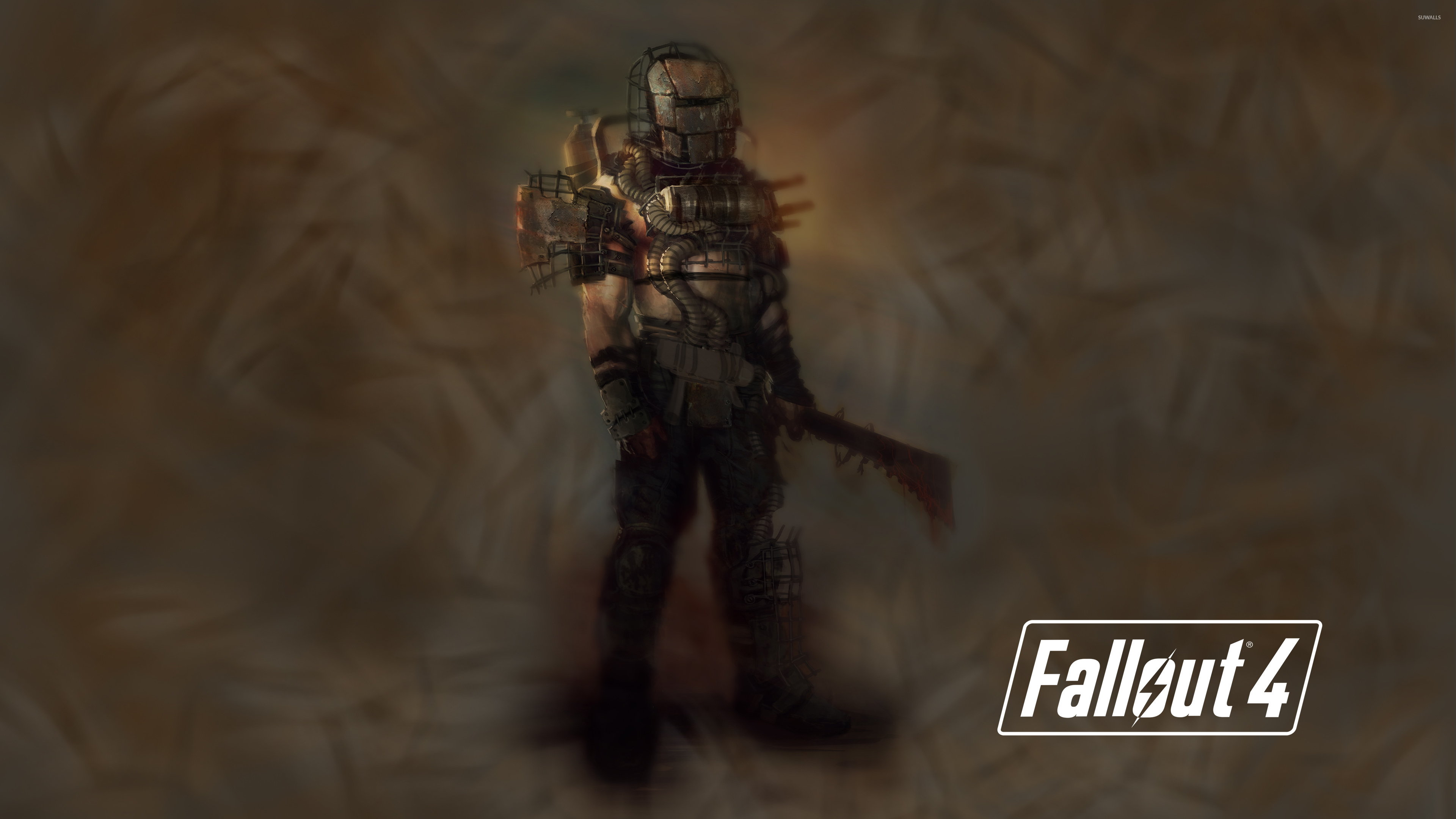How To Use Wall Lights Fallout 4 : Fallout 4 raider wallpaper - Game wallpapers - #49943