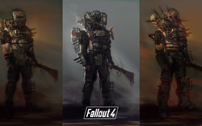 Fallout 4 raiders wallpaper