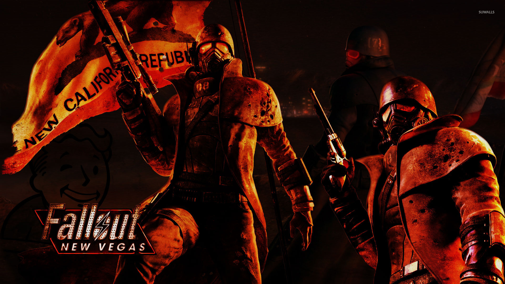 Fallout New Vegas Game HD Wallpaper | HD Wallpapers Download | 1080x1920