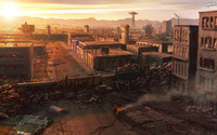 Fallout - New Vegas wallpaper 1920x1200 jpg