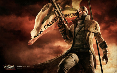 Fallout: New Vegas [4] wallpaper