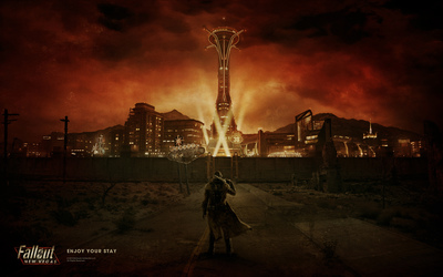 Fallout: New Vegas wallpaper