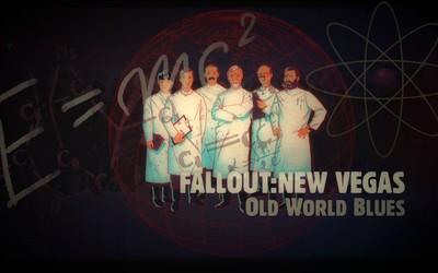 Fallout: New Vegas  - Old World Blues wallpaper