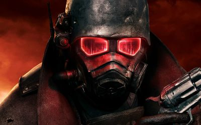 Fallout: New Vegas soldier wallpaper