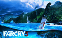 Far Cry 3 wallpaper 2560x1600 jpg
