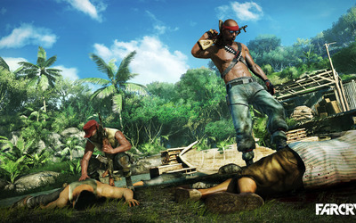 Far Cry 3 [3] wallpaper