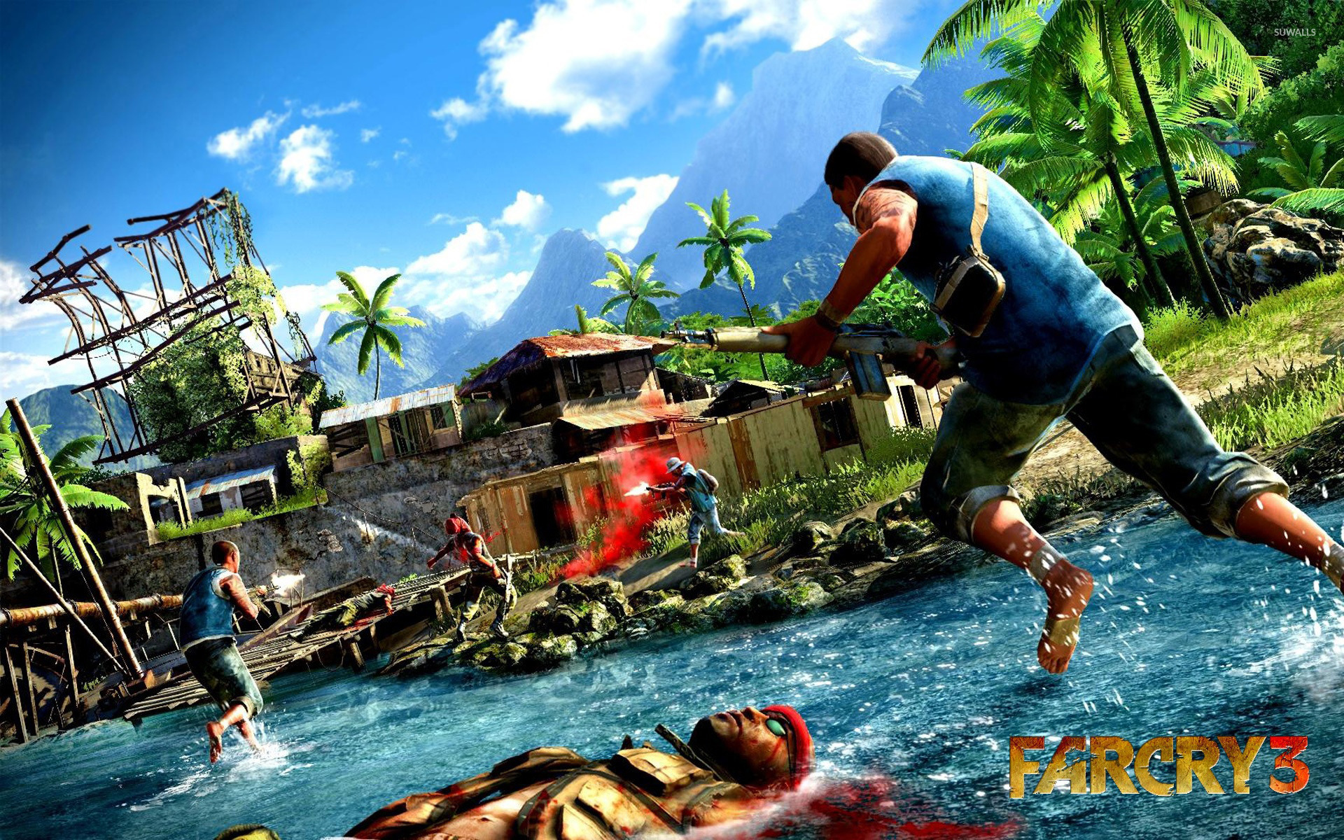 far cry 3 wallpaper 1920x1080 hd