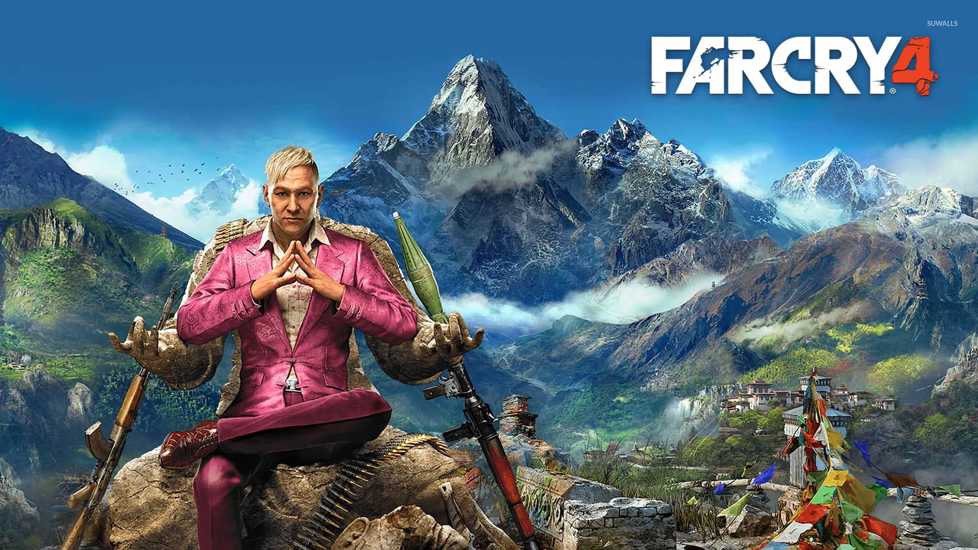 Far Cry 4 2 Wallpaper Game Wallpapers 30845