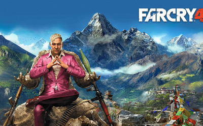 Far Cry 4 [2] wallpaper