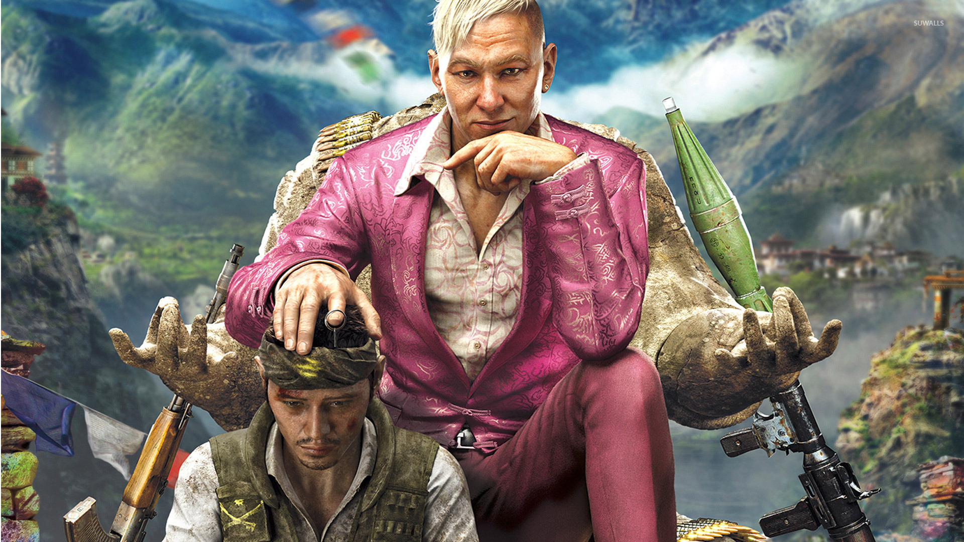 Far Cry 4 4 Wallpaper Game Wallpapers 30881