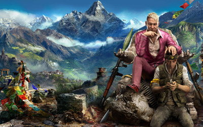 Far Cry 4 [3] wallpaper