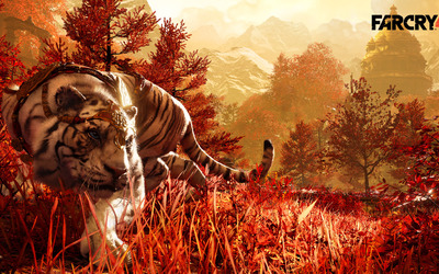 Far Cry 4 wallpaper