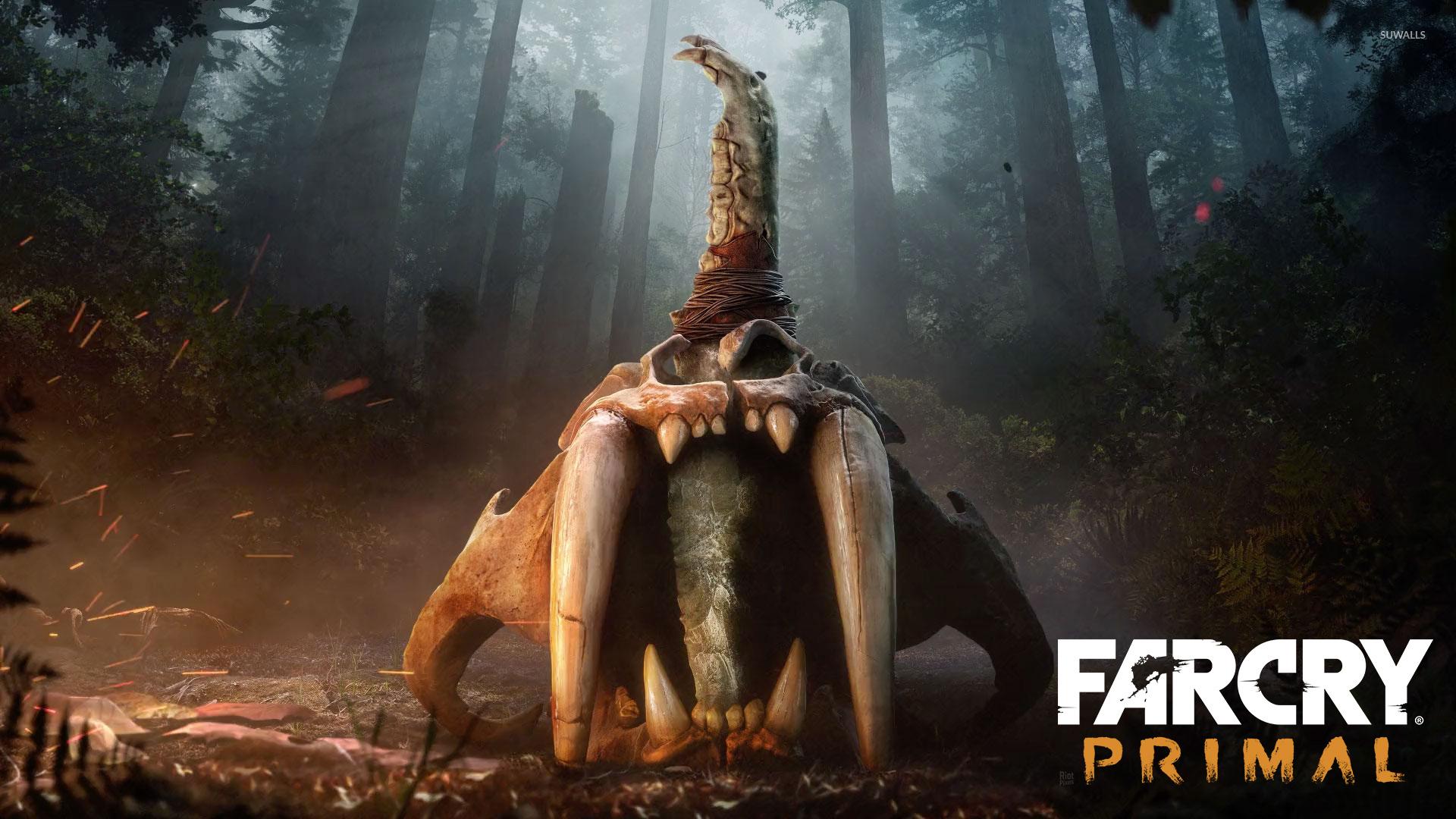 Far Cry Primal Totem Wallpaper Game Wallpapers 52698