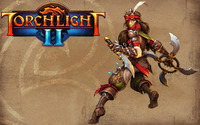Female Outlander - Torchlight II wallpaper 1920x1200 jpg