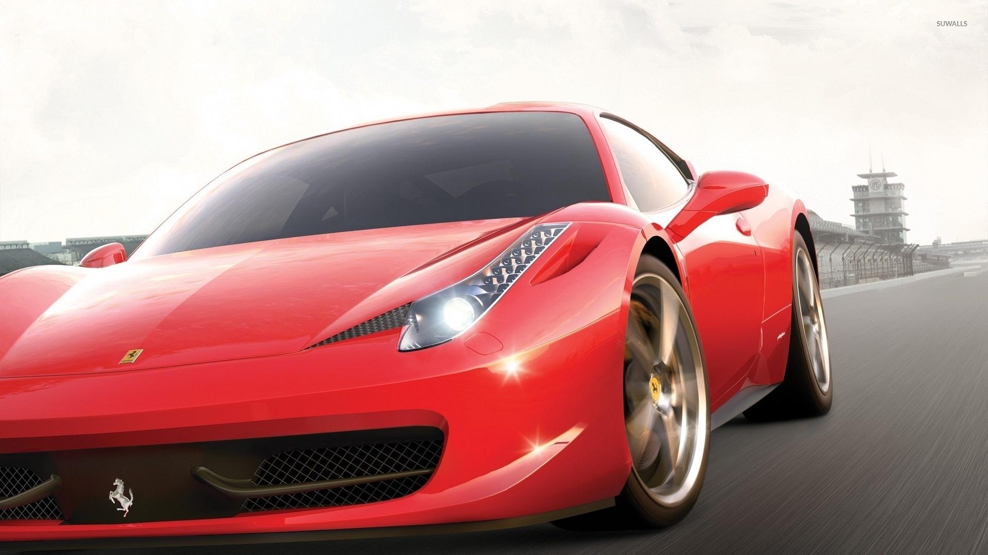 Ferrari 458 Italia Forza Motorsport 4 Wallpaper Game