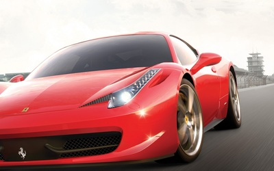 Ferrari 458 Italia - Forza Motorsport 4 wallpaper