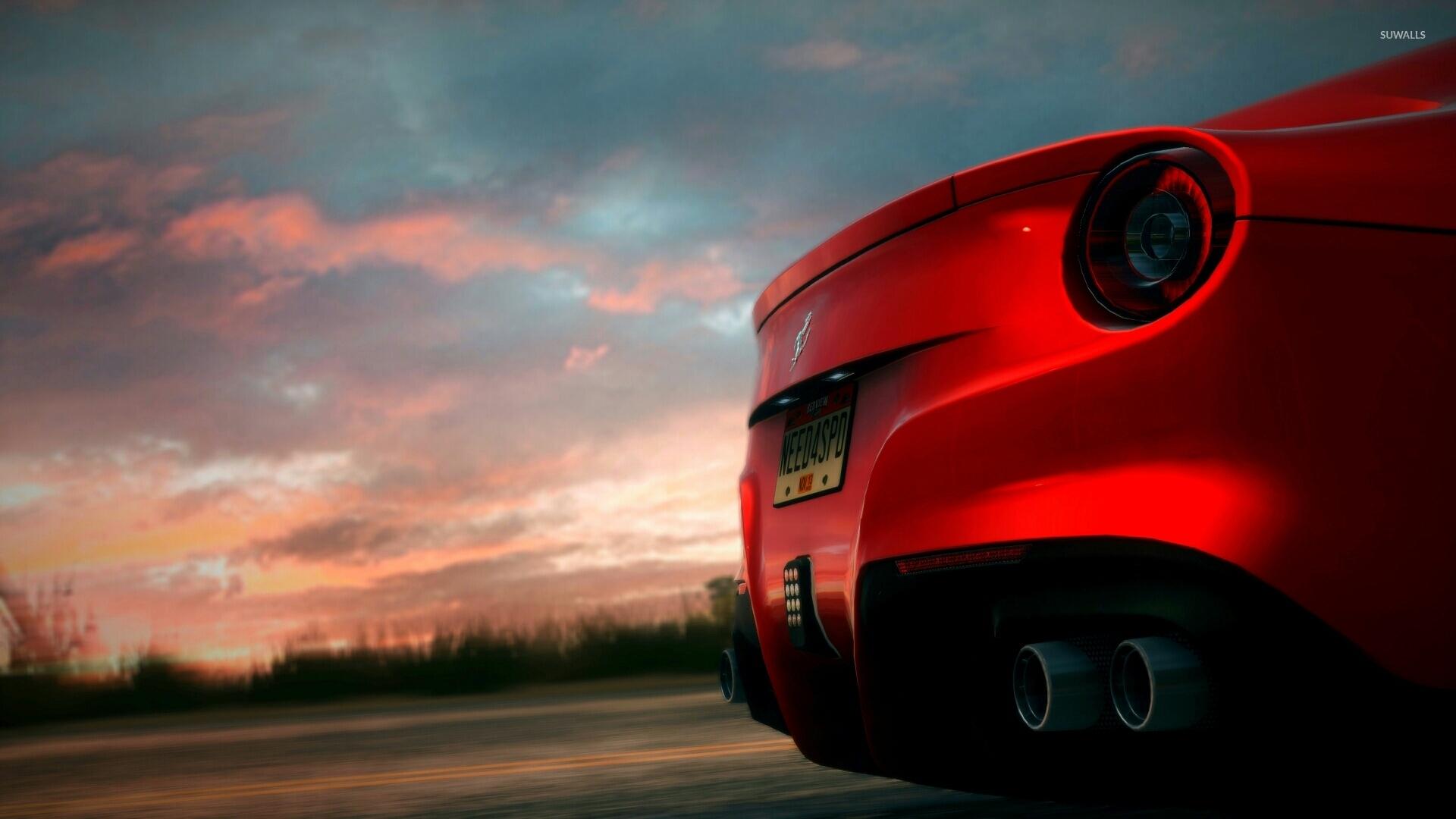 Fondo Escritorio Ferrari F12 Berlinetta: Need For Speed: Rivals [2