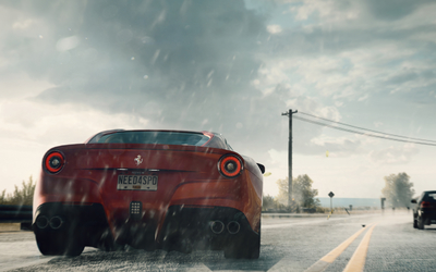 Ferrari F12 Berlinetta - Need for Speed: Rivals wallpaper