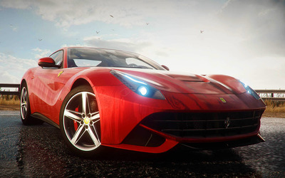 Ferrari F12berlinetta - Need for Speed: Rivals wallpaper