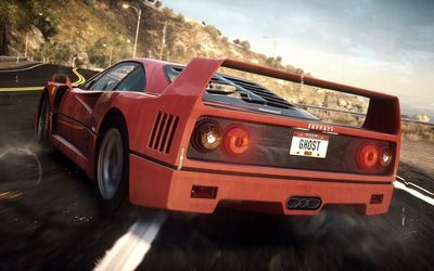 Ferrari F40 - Need for Speed: Rivals wallpaper