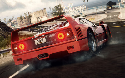 Ferrari F40 - Need for Speed Rivals wallpaper