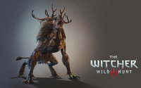Fiend roaring - The Witcher 3: Wild Hunt wallpaper 3840x2160 jpg