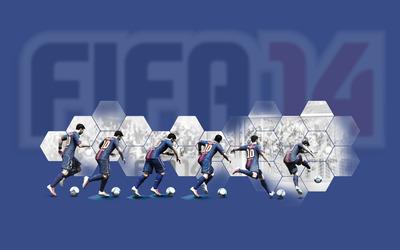 FIFA 14 [2] wallpaper