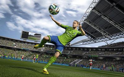 FIFA 15 [3] wallpaper