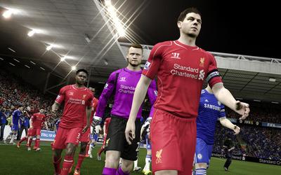 FIFA 15 [6] wallpaper