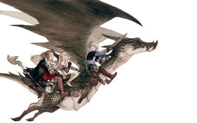 Final Fantasy Gaiden: 4 Warriors of Light wallpaper