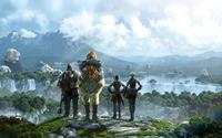 Final Fantasy IV wallpaper 1920x1080 jpg