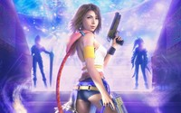 Yuna - Final Fantasy X-2 wallpaper 1920x1200 jpg