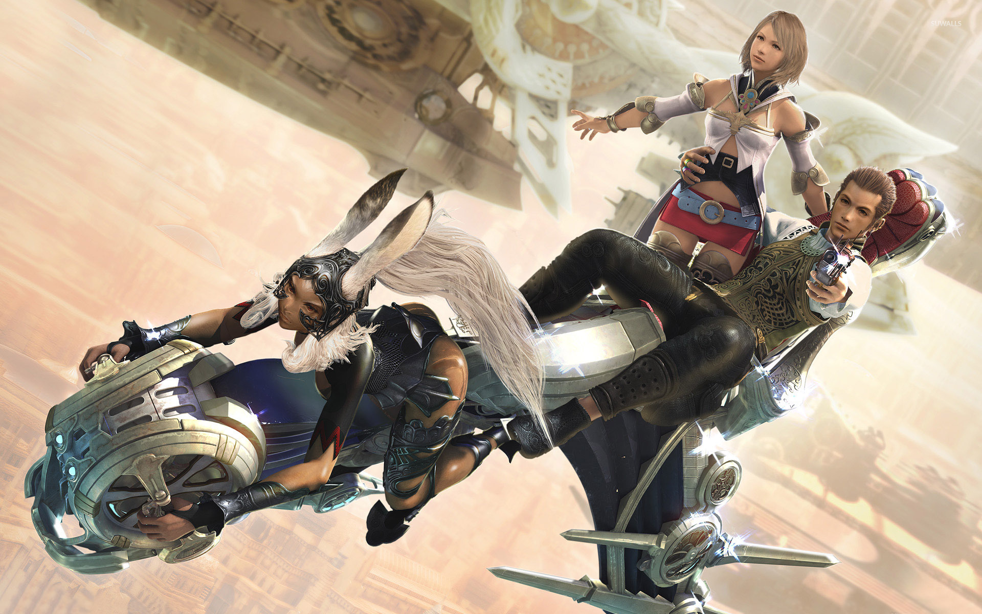 Final Fantasy Xii Wallpaper Game Wallpapers 4062