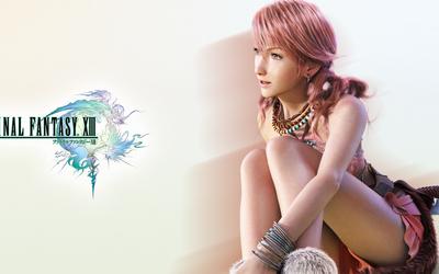 Oerba Dia Vanille - Final Fantasy XIII wallpaper