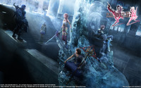 Final Fantasy XIII-2 wallpaper 1920x1200 jpg