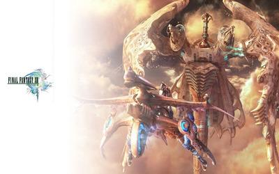 Final Fantasy XIII-2 [2] wallpaper
