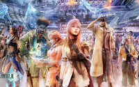Final Fantasy XIII wallpaper 1920x1080 jpg