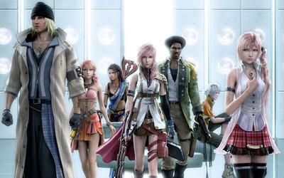 Final Fantasy XIII [2] wallpaper