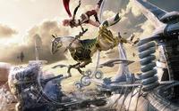 Lightning - Final Fantasy XIII [5] wallpaper 1920x1200 jpg