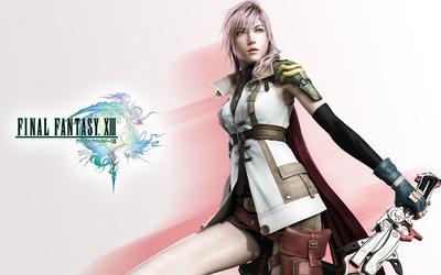 Lightning - Final Fantasy XIII [6] wallpaper