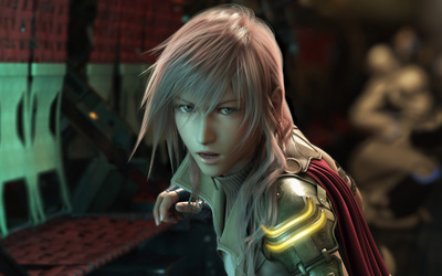 Lightning - Final Fantasy XIII [7] wallpaper