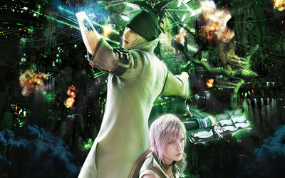 Final Fantasy XIII [5] wallpaper