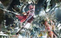 Lightning - Final Fantasy XIII wallpaper 1920x1200 jpg