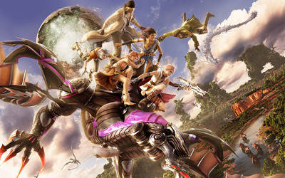 Final Fantasy XIII [4] wallpaper