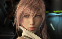 Lightning - Final Fantasy XIII [4] wallpaper 1920x1200 jpg