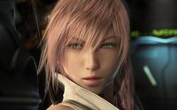 Lightning - Final Fantasy XIII [4] wallpaper 1920x1200 jpg